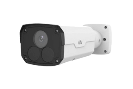 Uniview IPC2222SR5-UPF40-B Starlight DWDR Smart Functions Bullet IP Camera (2MP)