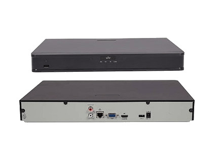 Uniview NVR302-16S 16 Channel 2 SATA Interface Ultra 265 & 4K